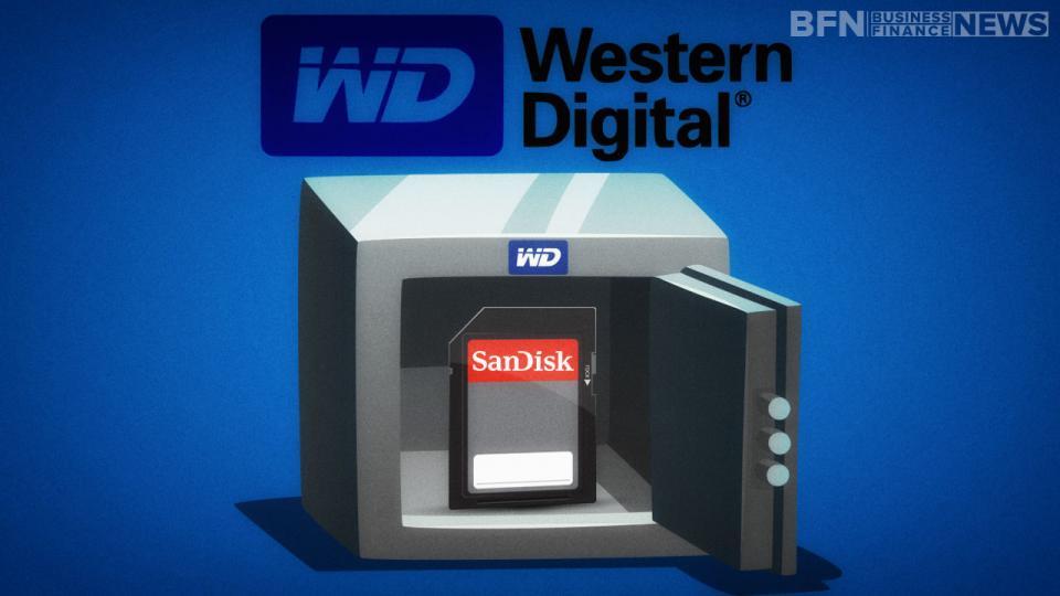 Ολοκληρώθηκε η εξαγορά της SanDisk από την WD